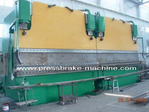 China 鋼鉄の梁のための頑丈なシリンダー油圧出版物ブレーキ機械 on sale
