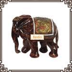 high grade resin elephant statue/elephant stool/elephant home decoration A0455M