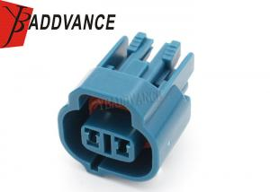 China Blue Sumitomo Sealed Connectors 2 Hole Female Sumitomo MT Connector 6189-0031 on sale