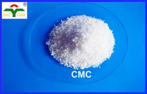 China Industrial chemical CMC Efficient Tackifying agent fluid loss additive for drilling fluid on sale