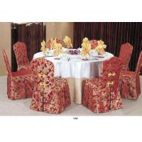 China supplier plain polyester white retangle table cloth (Y-36)