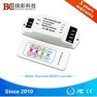 Bincolor BC-361-CC 12V 48V DC constant current rf remote rgb led light controller