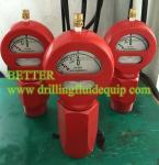 BETTER Type D Mud Pressure Gauge Equal OTECO Model 7 End Connection 2LPT/NPT Standard Walt Water Sour Gas