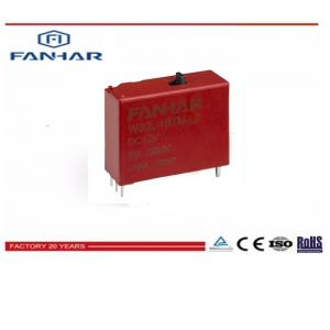China 50A 250VAC Red Solar Panel Relay Standard Polarity For Solar Inverter on sale