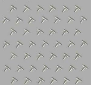 China Diamond Pattern Embossed Stainless Steel Sheet Polycarbonate Solid Sheet on sale