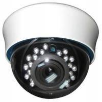 12v 100mA 600 TVL 8mm lens 20m vari focal small hidden IR dome camera for home