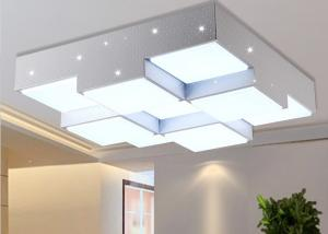 China Energy Saving Super Bright Modern LED Ceiling Lights Fixtures 2500LM on sale