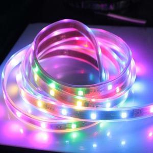 China Lumières de bande menées blanches chaudes flexibles 12v imperméables pour l'éclairage de couloir de secours on sale