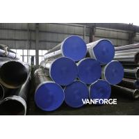 China ASTM A335 P91 Pipe , Seamless Carbon Steel Pipe For High Temperature Service on sale