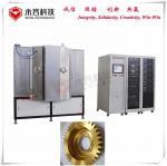 Machine Spare Parts Titanium Nitride Coating Machine With UL Certified