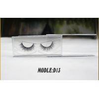 Best selling Luxury charming 3D 4D 5D mink fur eyelash in bulk