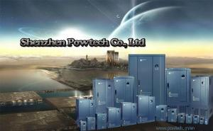 China 93kw Three Phase Solar Variable Frequency Inverter / AC Vector Drive 380V AC on sale