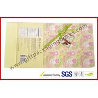 China Cajas de empaquetado del regalo rígido ultravioleta de la comida del punto, caja de empaquetado personalizada del chocolate on sale