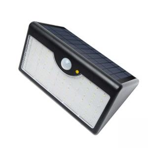 China Sunproof Protection Solar Powered LED Lights , 100lm/W Wall Mounted Solar Lights on sale