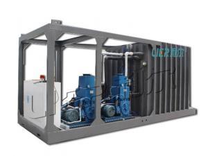 China Речной порог охлаждая Пре систему охлаждения, вакуум - охлаждая водяное охлаждение машины on sale