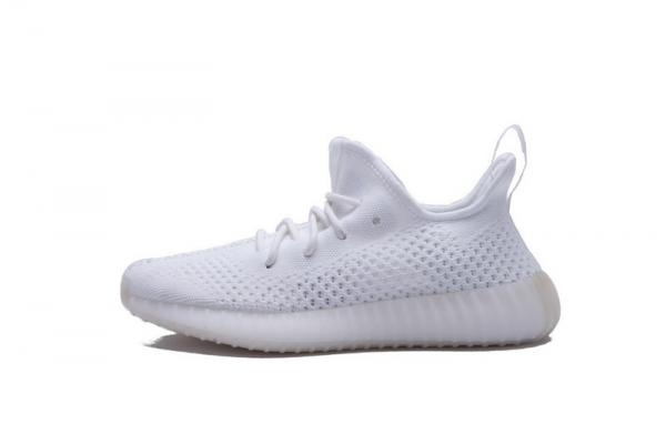 Adidas Yeezy Boost 350 V3 Triple White Blade Real Boost with good quality  from Images 14d409e72