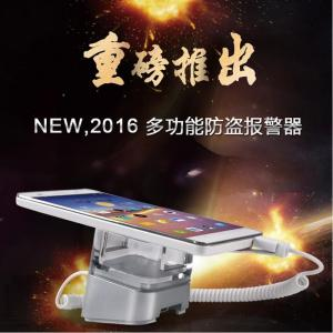China COMER new acrylic display cellphone security alarm display anti theft stands for stores on sale