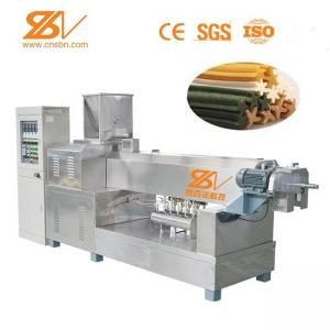 China Twin Screw Food Extruder Machine Production Line Pet Dog Treat Snacks on sale