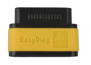 China Launch X431 Scanner Launch Tech Easydiag 2.0 Plus Obd Ii Diagnostic Tool For IOS / Android on sale
