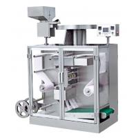 China GMP Standard Automatic Pharmaceutical Packaging Machine With Double Soft Aluminum Foil on sale