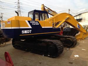 China Used kobelco SK07 EXCAVATOR available SK200-3, CAT E200B excavators for sale on sale