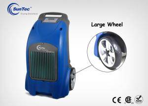 Top Rated Commercial Portable Dehumidifier With 12 Inches Wheels 65 Liters D