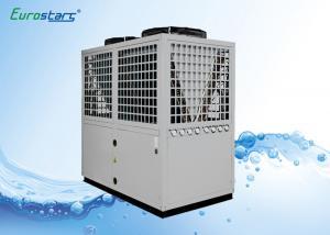 China Bomba de calor da C.A. de 3 fases e da fonte de ar dos dispositivos de aquecimento para a casa de baixo nível de ruído on sale