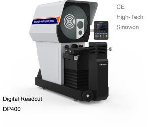 China CE Approved Ø400mm Digital Profile Projector PH 400-3020 , 300x200mm Stage Travel on sale