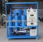 Double Stage Vacuum Transformer Oil Purification Unit, Dieletric Oil Treatment Plant 220V,60HZ