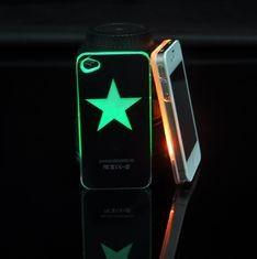 China Star Shape LED Light Hard Shell Case for iPhone 4 / 4S to Protect & Beautify your iPhone  on sale