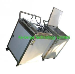China Stainless Steel Ultrasonic Golf Club Cleaner Equipment / Golf Ball Cleaner Machine on sale