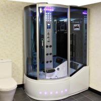 Bathroom Hydromassage Steam Shower Cabin