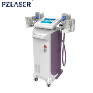 China Body Shaper Multifunction Beauty Machine Combined Lipo Laser And RF Cavitation on sale