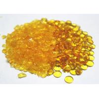 Yellow Granules Coating Resins Co Solvent / Alcohol Soluble Polyamide Resin 011