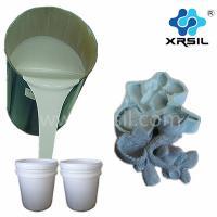 RTV2 Liquid Silicone rubber for gypsum statue mold