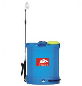 Quality Agricultural Electric Fogging Machine , 20L Air Pressure Electric Knapsack Sprayer for sale