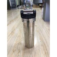 """10000L Single Under 10"""" Stainless Steel Gravity Water Filter For Household Pre - Filtration"""