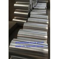 Extruded ZK60 magnesium alloy rod ZK60A-F magnesium alloy billet ASTM B107/B107M-13 ZK60A magnesium alloy bar tube pipe