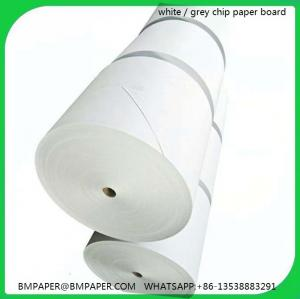 China Grey board for lever arch files / Grey cardboard used for files on sale