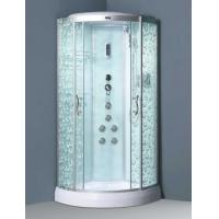 China Computer control shower wall panels shower cabins massage shower enclosure on sale