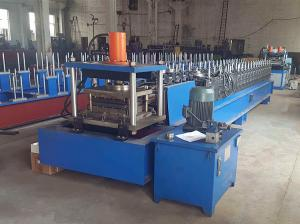 China Fully Automatic Metal Shelf Panel Roll Forming Machine on sale