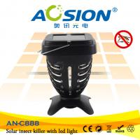 Solar  Mosquito Killer With UV Lamp