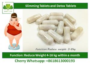 China Body Belly Slimming Fat Loss Tablets , Appetite Suppressant Natural Weight Loss Pills on sale