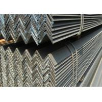 Unequal Hot Rolled Angle Steel For Metal Structure / Bridge 20 - 200mm Width