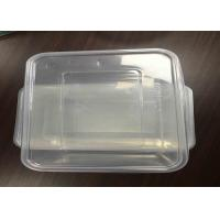 Lightweight Plastic Packaging Products Vacuum Formed Trays For Foods