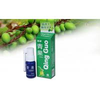 China Mint Oral Care Spray Oral Hygiene Teeth Gums Care Anti Bacteria 20ml on sale