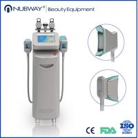 China Cavitation fat burners&cryolipolisis slimming&rf skin care beauty machine on sale
