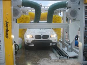 China China's AUTOBASE Automatic Car Wash Systems Gain Marketshare Globally on sale