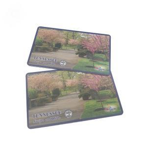 China Mini S20 RFID Smart Card Plastic Rfid Membership Cards With 13.56MHz on sale