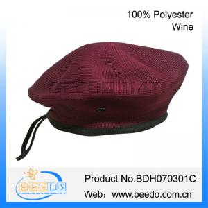 fb16ede07d8b0 Fashion polyester cheap berets for sale for sale – beret hat ...